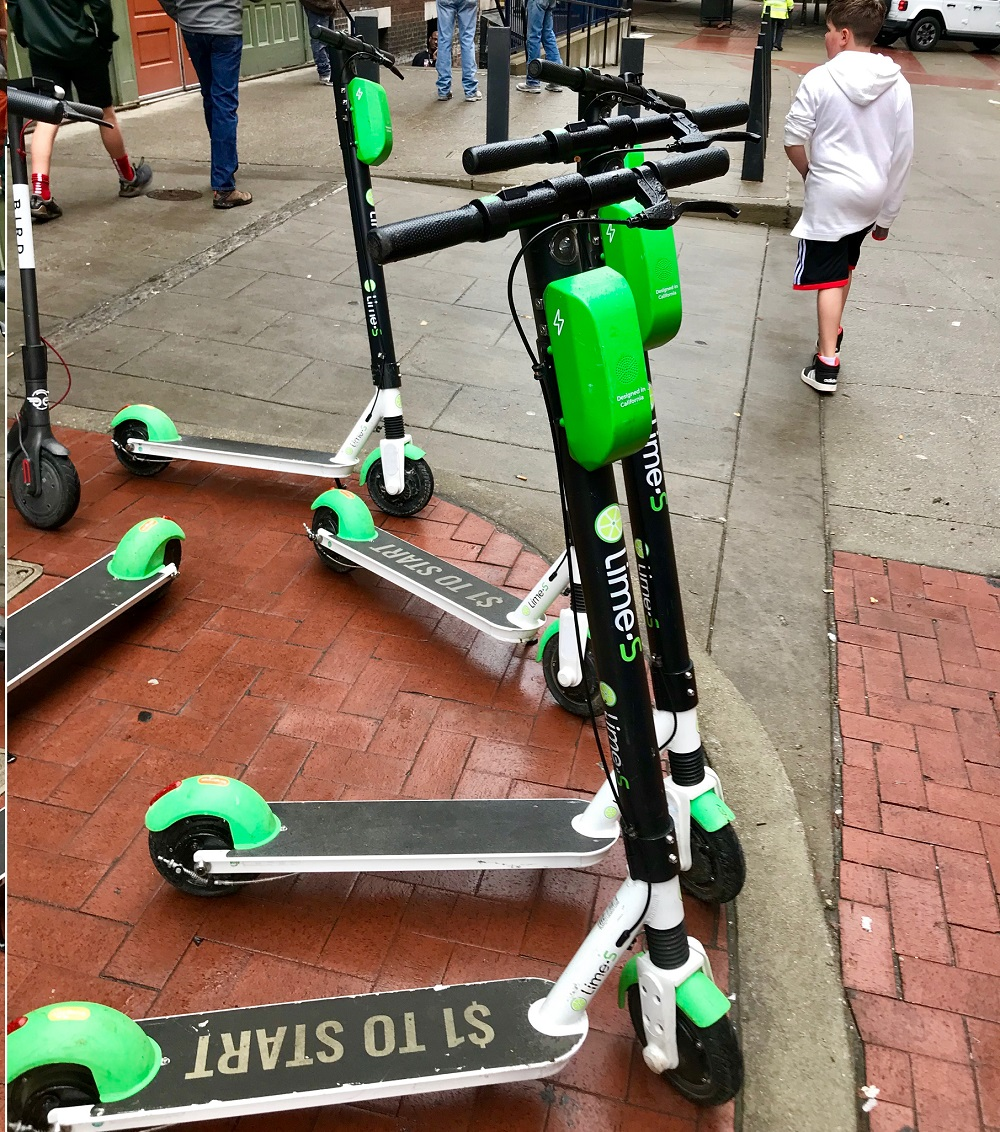 Lime Scooters in Louisville - What You Need to Know
